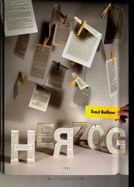 Herzog Saul Bellow