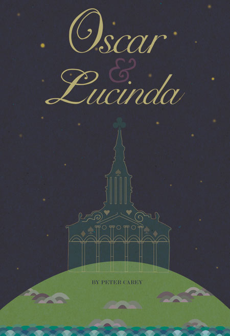 Oscar And Lucinda By Peter Carey border=
